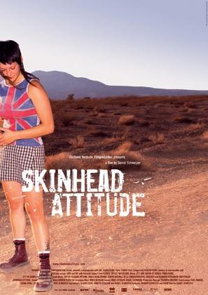 Skinhead Attitude - Movie Poster (thumbnail)