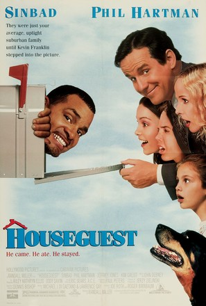 Houseguest - Movie Poster (thumbnail)