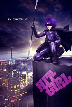 Kick-Ass - Movie Poster (thumbnail)
