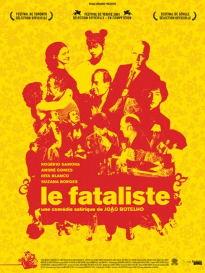 Fatalista, O - French poster (thumbnail)