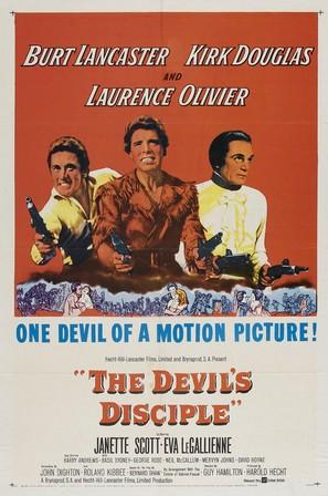 The Devil's Disciple - Movie Poster (thumbnail)