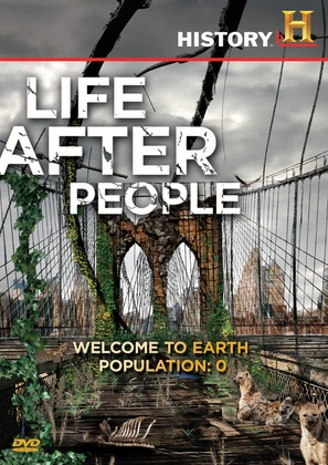 Life After People - DVD cover (thumbnail)