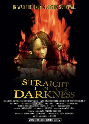 Straight Into Darkness - Movie Poster (thumbnail)