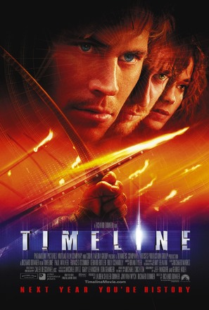 Timeline - Movie Poster (thumbnail)