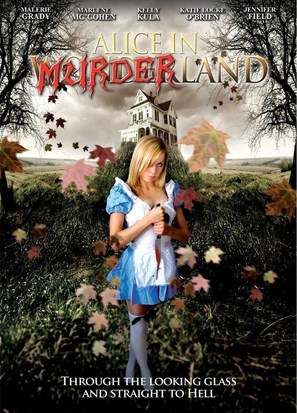 Alice in Murderland - DVD cover (thumbnail)