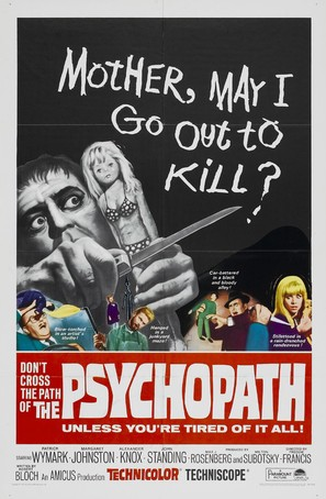 The Psychopath - Movie Poster (thumbnail)