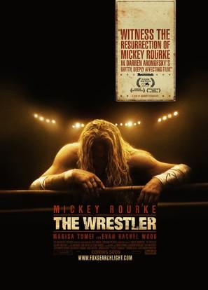 The Wrestler - Movie Poster (thumbnail)