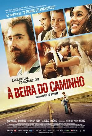 A Beira do Caminho - Brazilian Movie Poster (thumbnail)