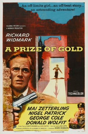 A Prize of Gold - Movie Poster (thumbnail)