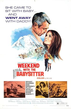 Weekend with the Babysitter - Movie Poster (thumbnail)
