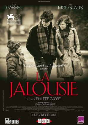 La jalousie - French Movie Poster (thumbnail)