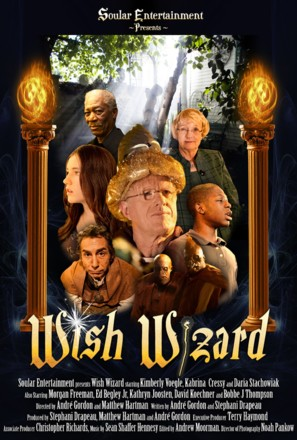 Wish Wizard - Movie Poster (thumbnail)