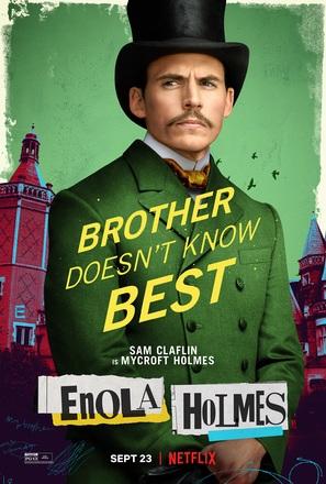 Enola Holmes - Movie Poster (thumbnail)