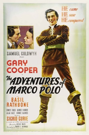 The Adventures of Marco Polo - Movie Poster (thumbnail)