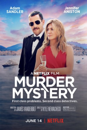 Murder Mystery - Movie Poster (thumbnail)