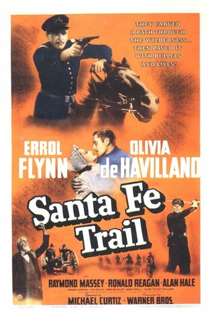 Santa Fe Trail - Movie Poster (thumbnail)