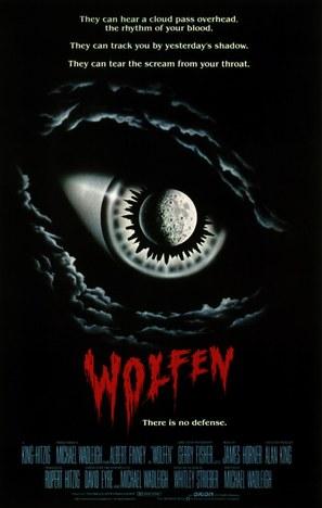 Wolfen - Movie Poster (thumbnail)