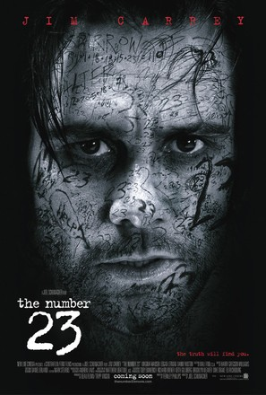 The Number 23 - Movie Poster (thumbnail)