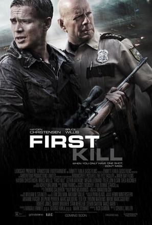 First Kill - Movie Poster (thumbnail)