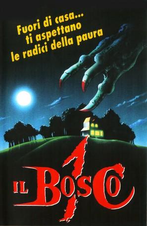 Il bosco 1 - Italian Movie Poster (thumbnail)