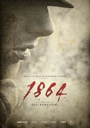 """1864"" - Danish Movie Poster (thumbnail)"