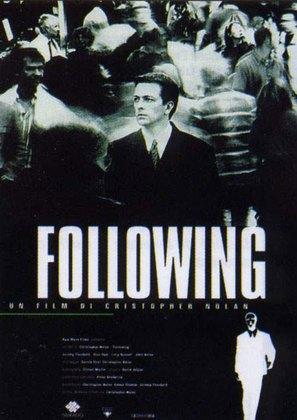 Following - Italian Movie Cover (thumbnail)