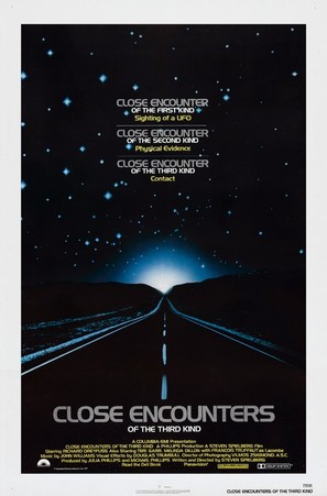 Close Encounters of the Third Kind - Theatrical movie poster (thumbnail)