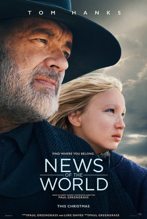 News of the World - Movie Poster (thumbnail)