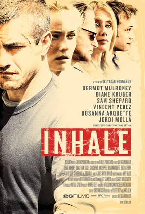 Inhale - Movie Poster (thumbnail)