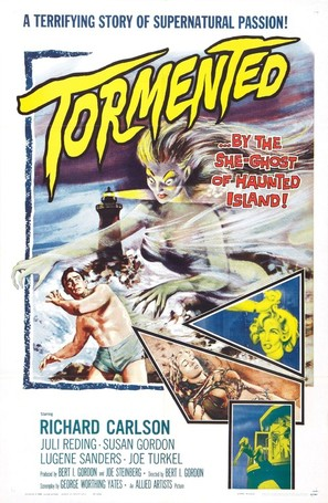 Tormented - Movie Poster (thumbnail)