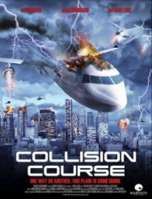 Collision Course - Movie Poster (thumbnail)