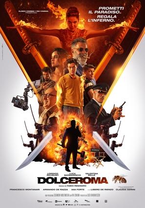 Dolceroma - Italian Movie Poster (thumbnail)