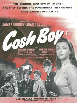 Cosh Boy - British Movie Poster (thumbnail)