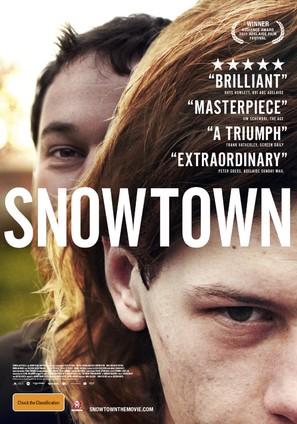 Snowtown - Australian Movie Poster (thumbnail)