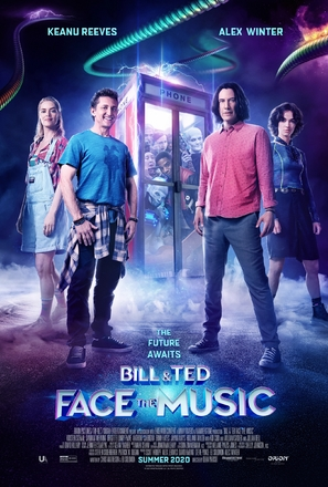 Bill & Ted Face the Music - Movie Poster (thumbnail)