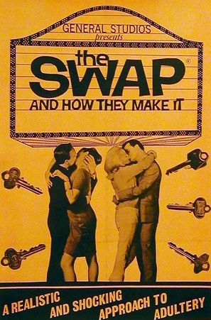 The Swap and How They Make It - Movie Poster (thumbnail)
