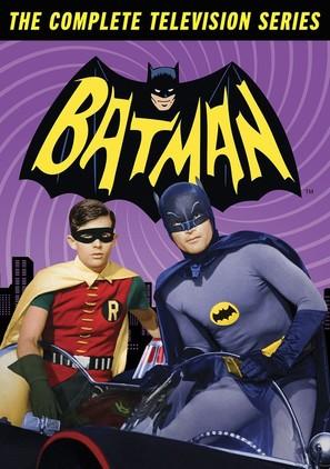 """""""Batman"""" - DVD movie cover (thumbnail)"""