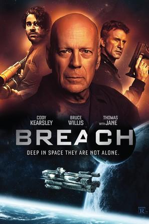Breach - Movie Poster (thumbnail)