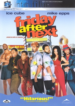 Friday After Next - Canadian DVD cover (thumbnail)