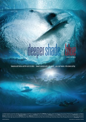 A Deeper Shade of Blue - Australian Movie Poster (thumbnail)