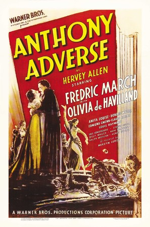 Anthony Adverse - Movie Poster (thumbnail)