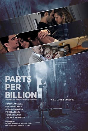 Parts Per Billion - Movie Poster (thumbnail)