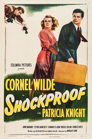 Shockproof - Movie Poster (thumbnail)