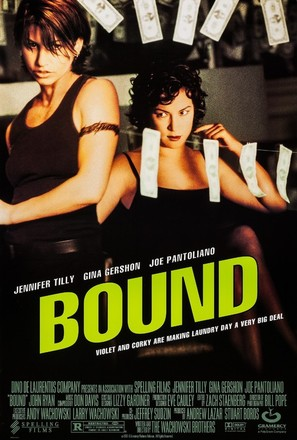 Bound - Movie Poster (thumbnail)