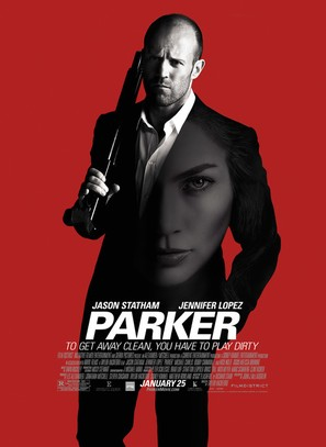 Parker - Movie Poster (thumbnail)
