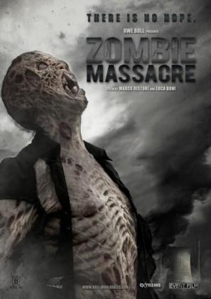 Zombie Massacre - Movie Poster (thumbnail)