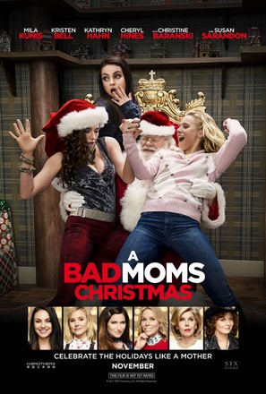 A Bad Moms Christmas - Movie Poster (thumbnail)