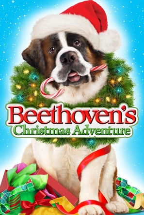 Beethoven's Christmas Adventure - DVD cover (thumbnail)