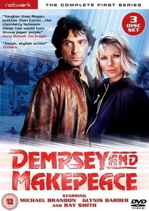 """Dempsey and Makepeace"" - British DVD movie cover (thumbnail)"