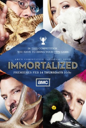 """Immortalized"" - Movie Poster (thumbnail)"